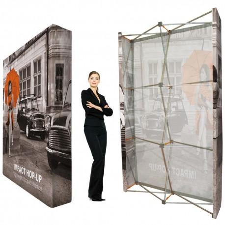 Stand parapluie tissu 3x2