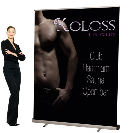 Roll up basic 100 x 200 cm