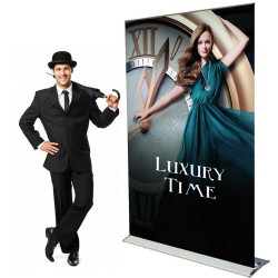 Roll-Up Design  145 x 210 cm