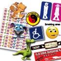 Autocollants / Stickers